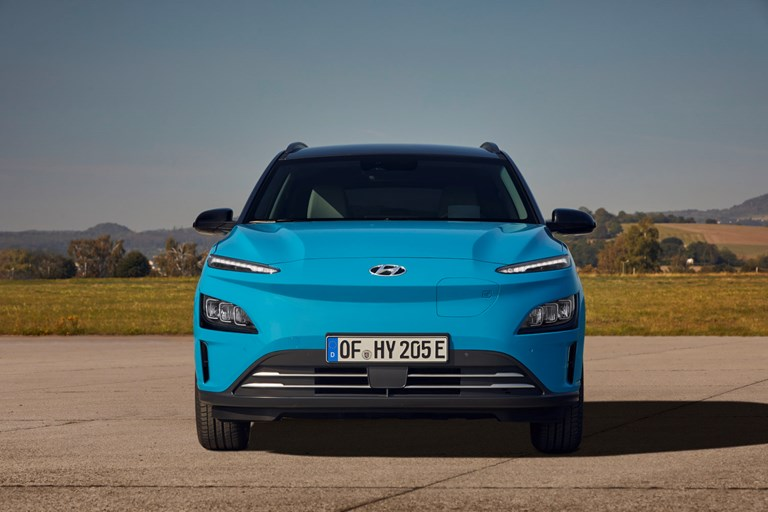 New Hyundai Kona Electric comes with a series of updates
