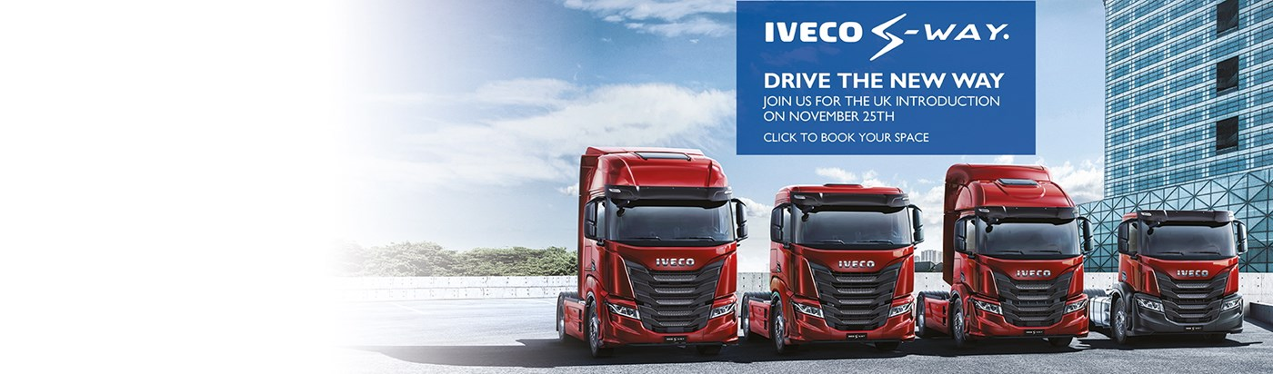 Iveco S-Way Drive the New Way