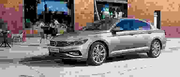 Volkswagen Passat Saloon Finance Offer