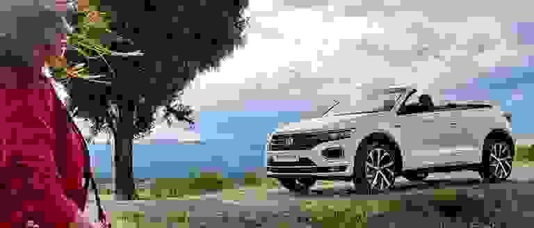 Volkswagen T-Roc Cabriolet Business Offer
