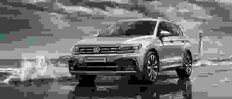 Volkswagen Tiguan Allspace Business Offer