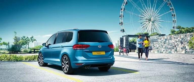 Volkswagen Touran Business Offer