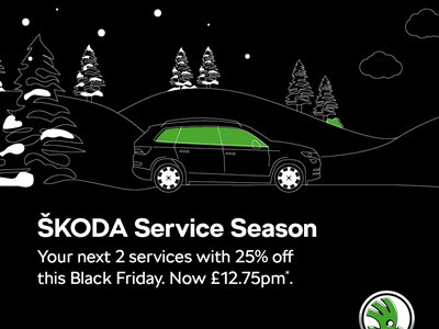 Black Friday Service Plan Event