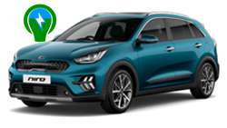 New Kia Niro Self Charging Hybrid