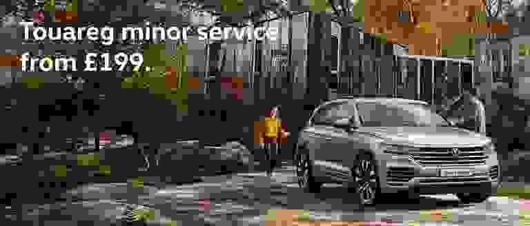 Touareg Fixed Price Servicing