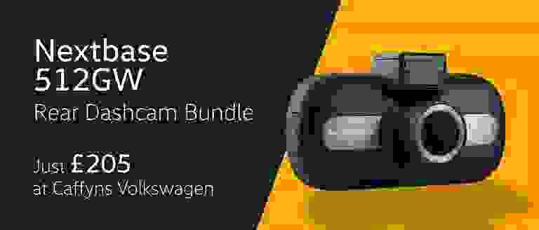 Nextbase 512GW Rear Dashcam Bundle