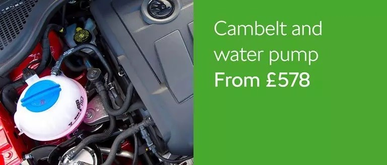 Cambelt & Water Pump Change