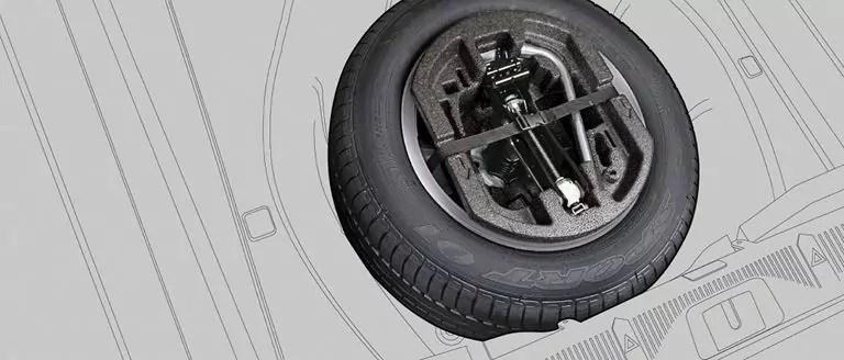 Spare Wheel Kits