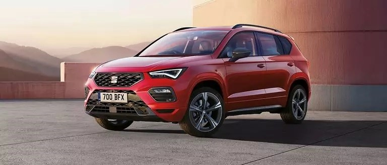 SEAT Ateca PCH Offer