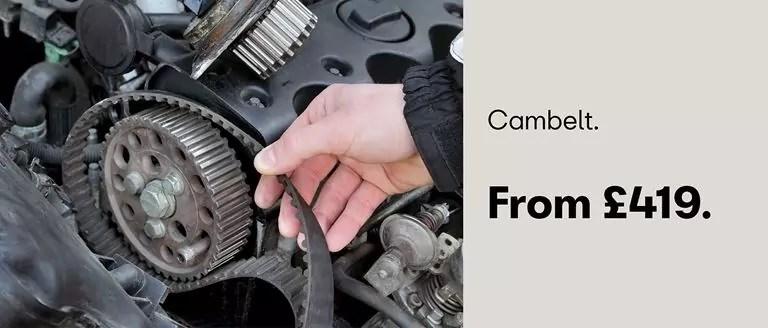 Cambelt Change