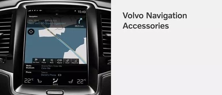 Volvo Navigation Accessories
