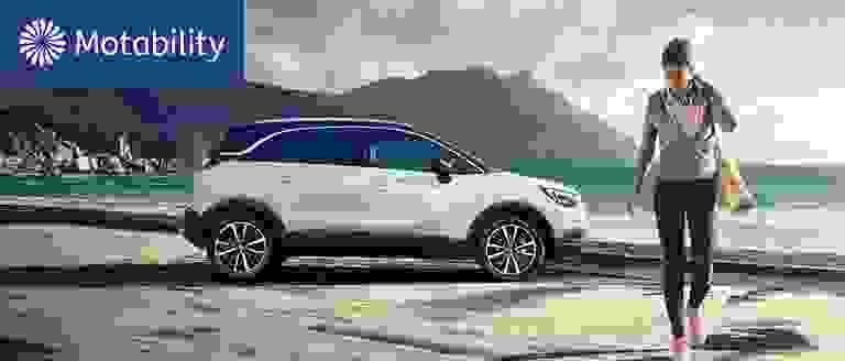 Vauxhall Crossland X SUV Motability Offers