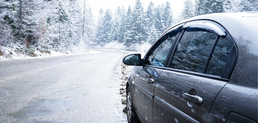 Essential items to keep in your car this Winter.