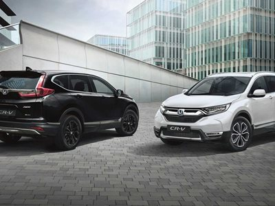 All New Honda CR-V Sportline