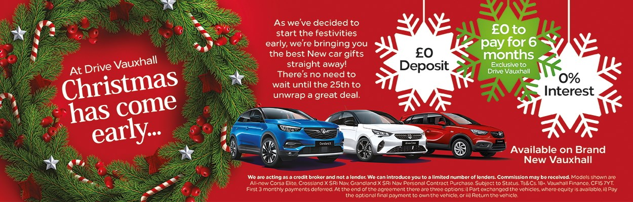 Christmas Offer 0% Interest   £0 Deposit   £0 to pay for 6 months