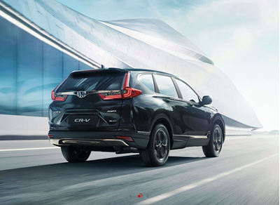 The All New Honda CR-V Hybrid Sportline