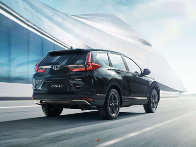The All New Honda CR-V Hybrid Sportline