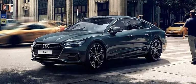 Audi A7 Sportback Business Offer
