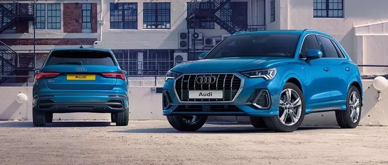 Audi Q3 Business Offer