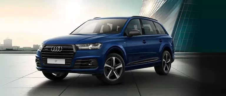 Audi Q7 Business Offer