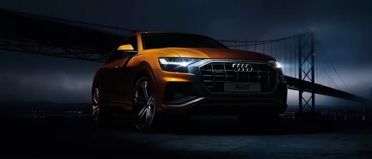 Audi Q8 Business Offer