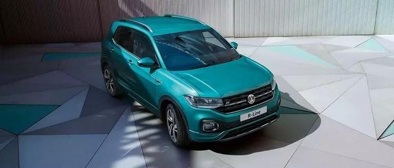 Volkswagen T-Cross Business Offer