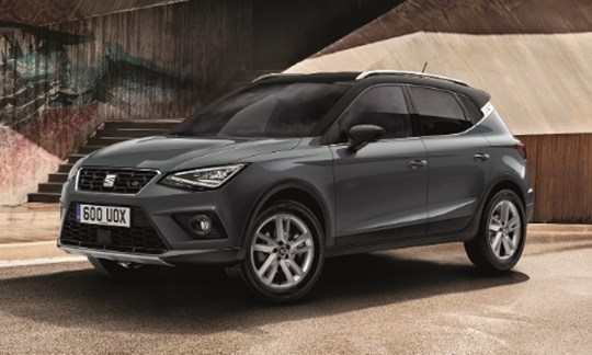 The SEAT Arona on PCP