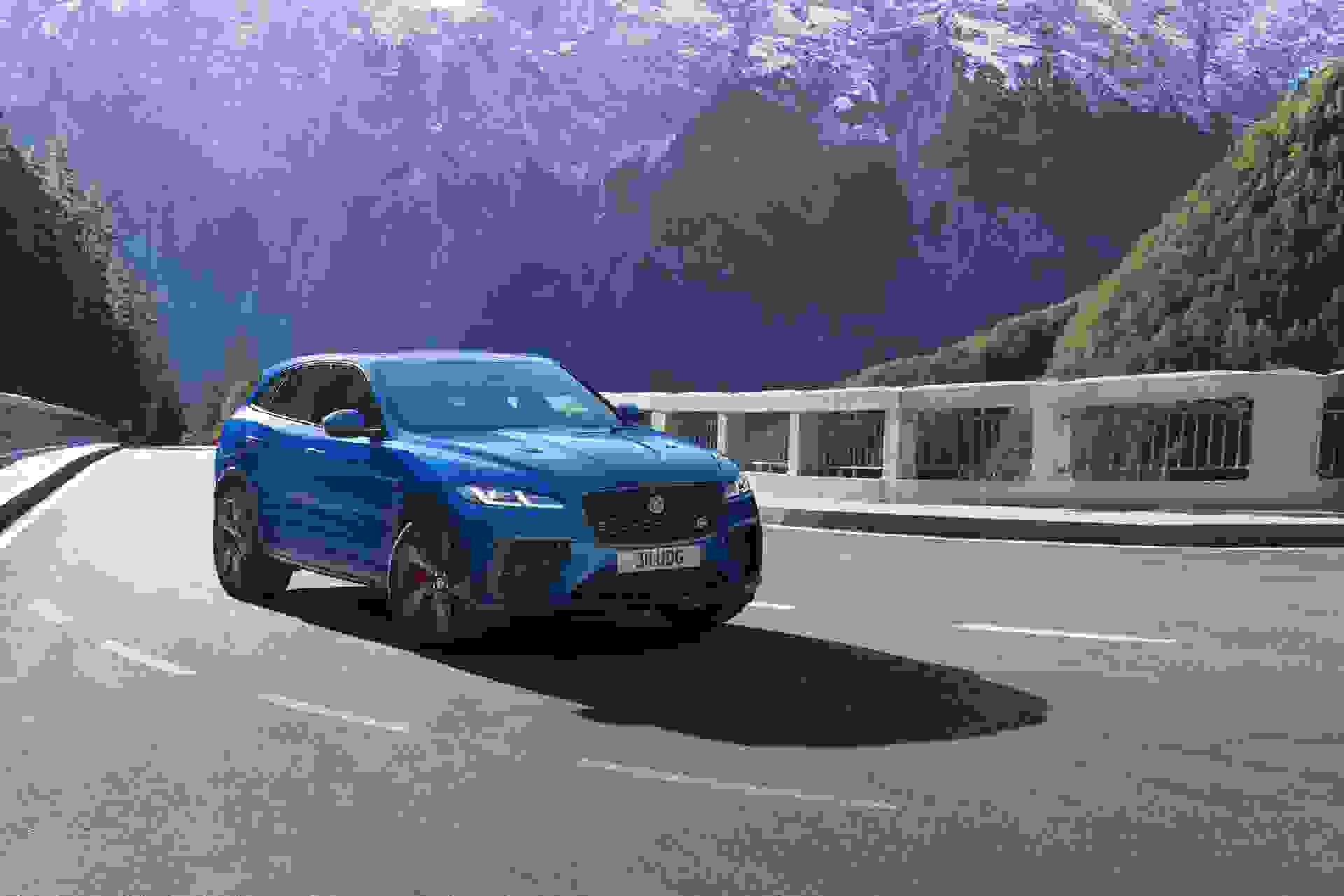 New Jaguar F‑Pace SVR