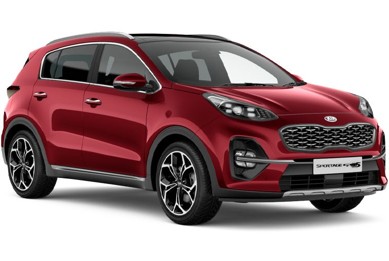 Sportage Latest Offers