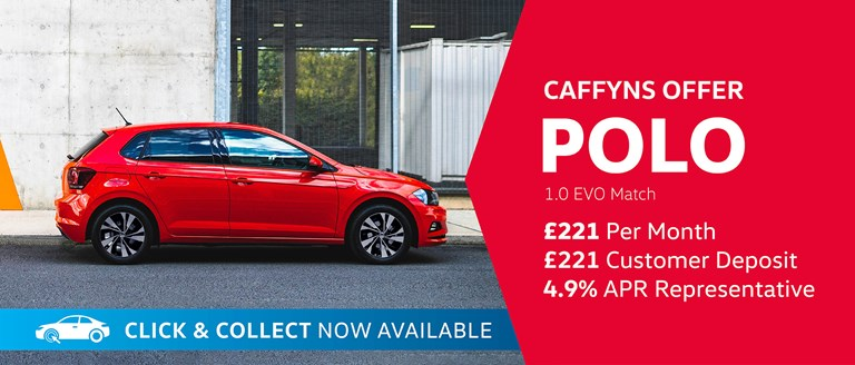Caffyns Offer - Volkswagen Polo Match