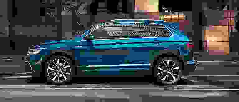 New Volkswagen Tiguan Business Offer