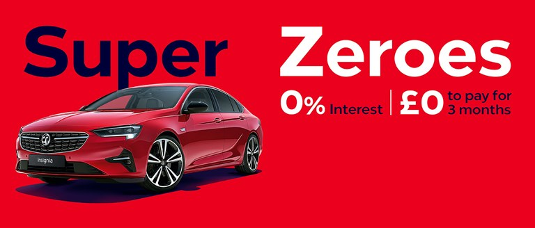New Insignia Finance Offer