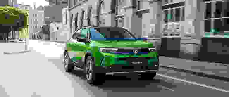 New Vauxhall Mokka-e Finance Offer