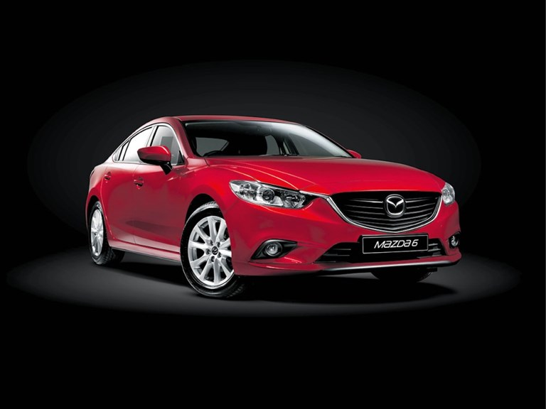 Mazda6 Saloon Offer