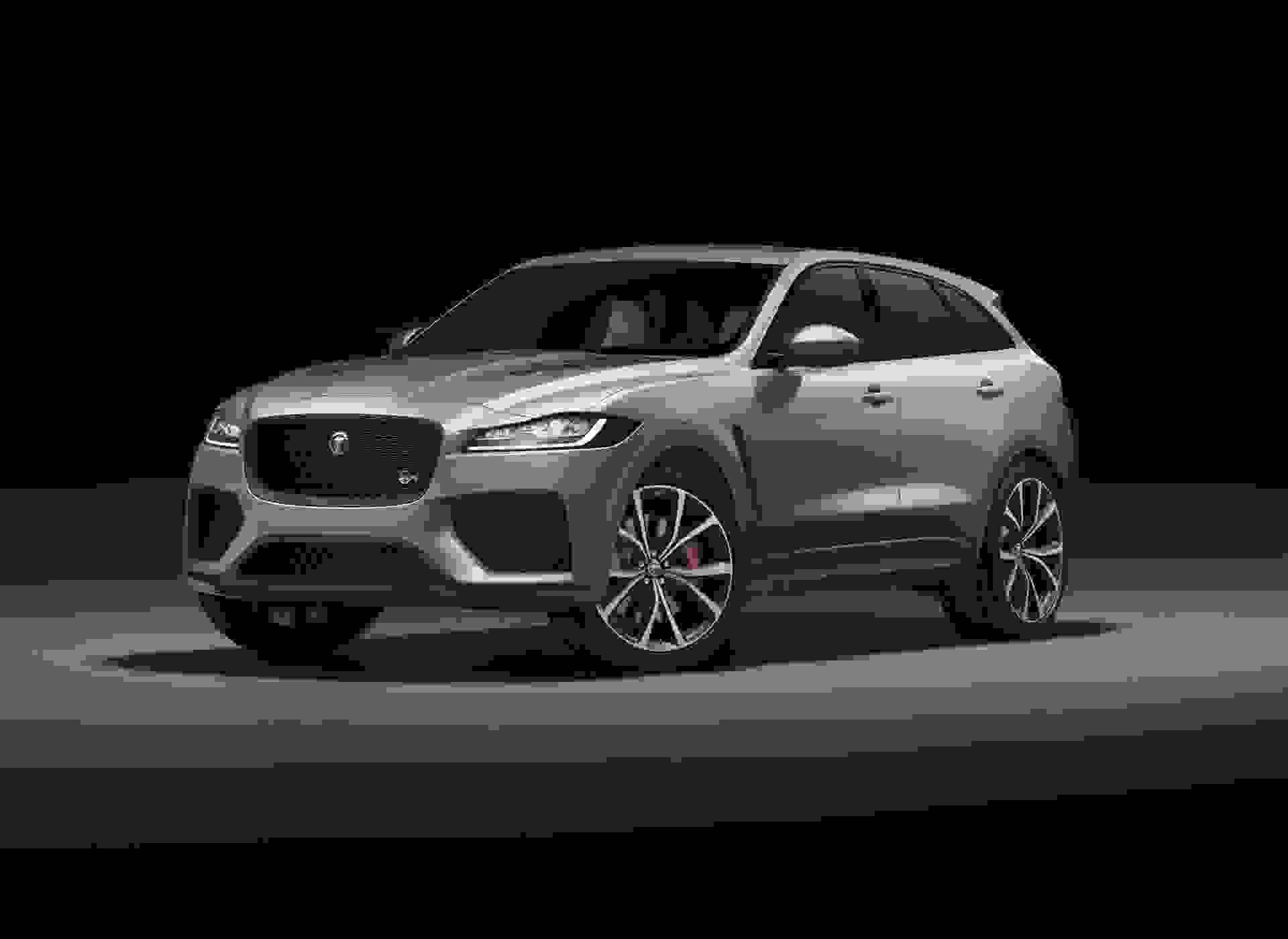 New Jaguar F‑Pace
