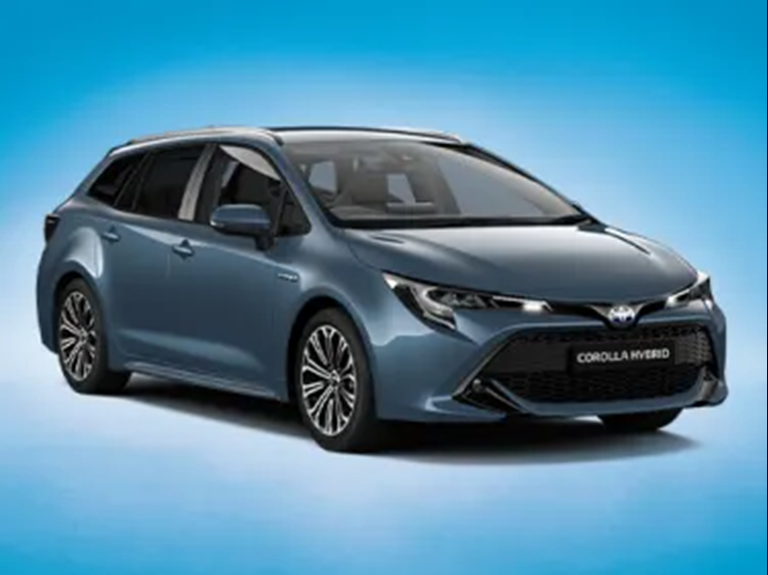 New Corolla Hybrid Touring Sports