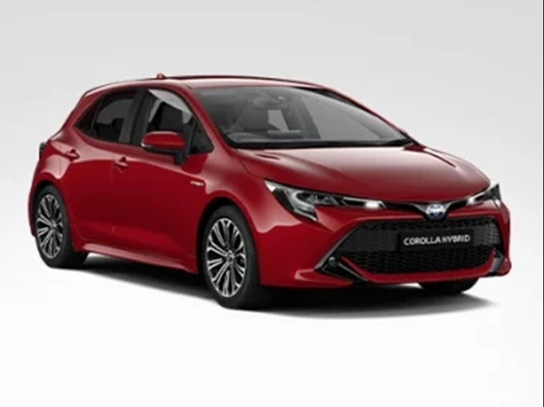 New Corolla Motability Offer