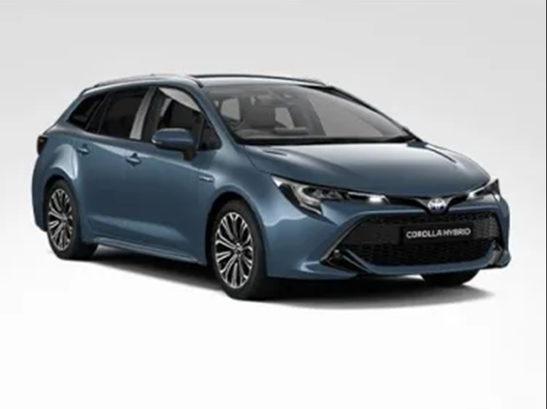 All New Corolla Hybrid Touring Sports Design