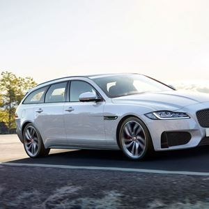 New Jaguar XF Sportbrake