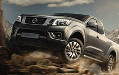 Nissan reveals spec for the Navara Pick-Up