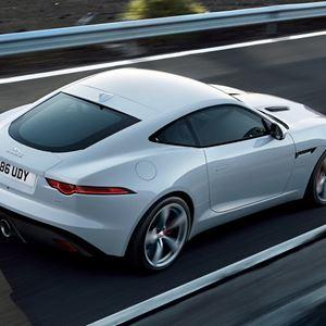 New Jaguar F-Type