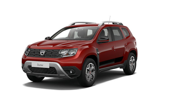 Dacia Duster Techroad