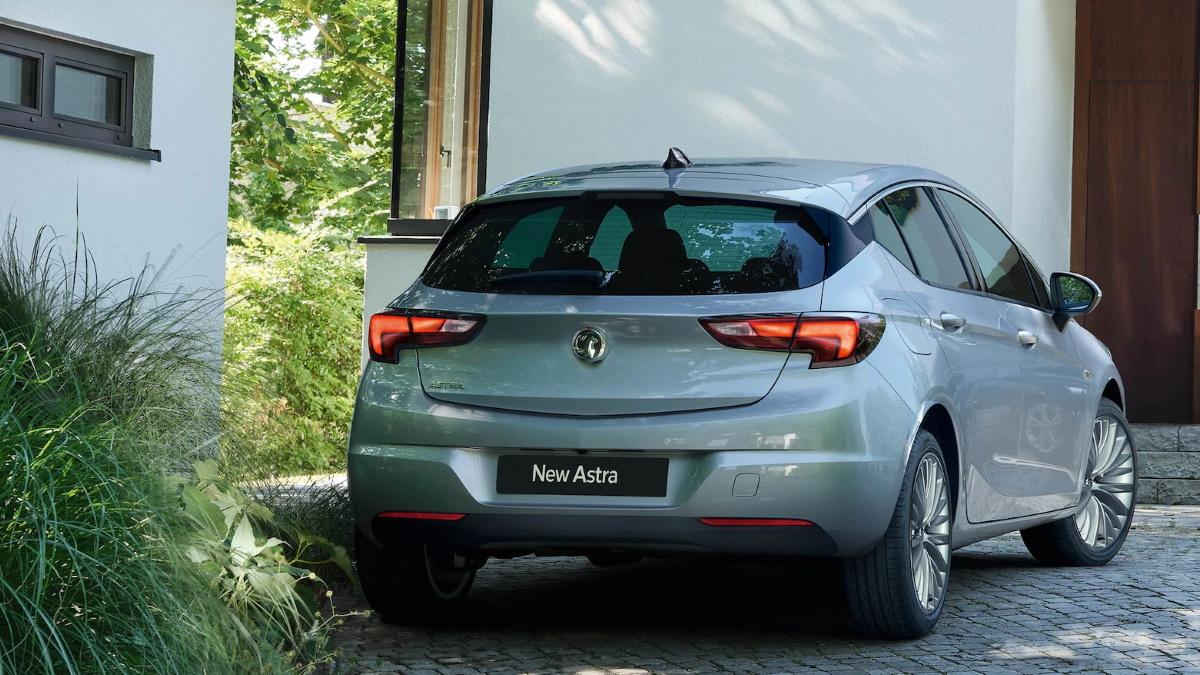 Vauxhall Astra Motability