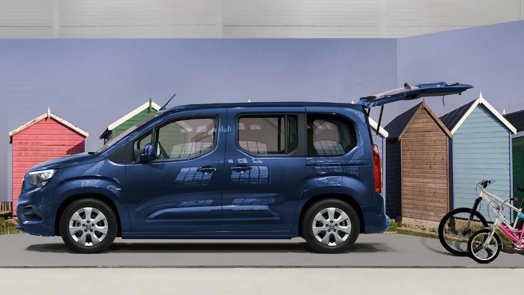 Vauxhall Combo Life Motability