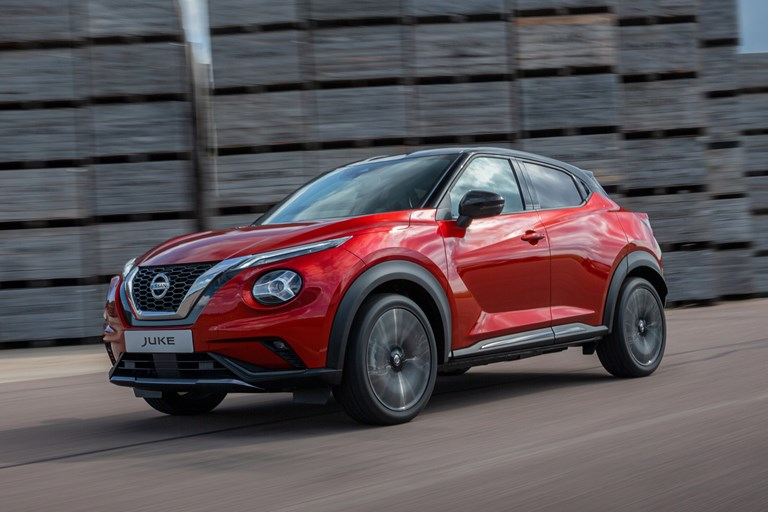 All-new Nissan JUKE redefines compact crossovers with bigger personality, better performance and ground-breaking technologies