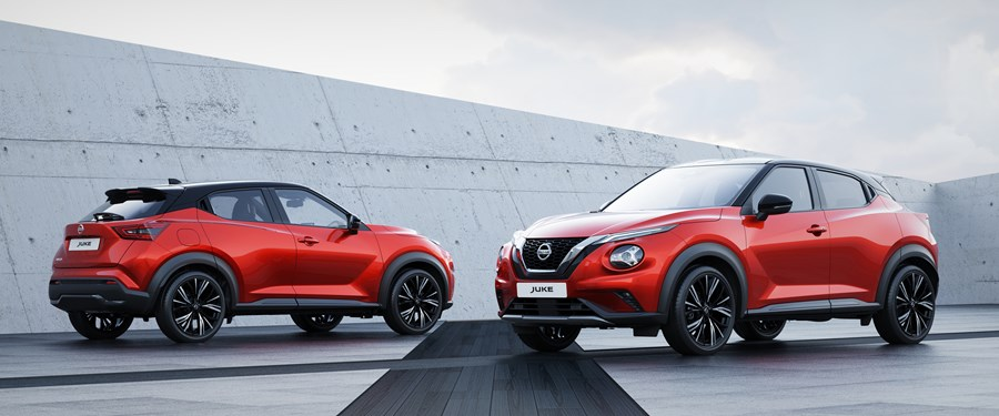 Be The First To See The Next Generation Nissan Juke