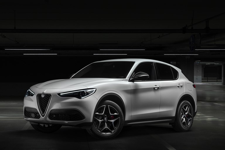 Performance Meets Luxury in the Alfa Romeo Stelvio Ti