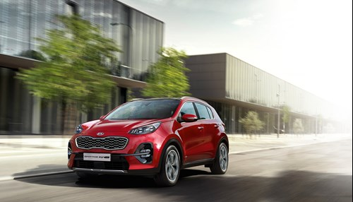 Sportage From £237