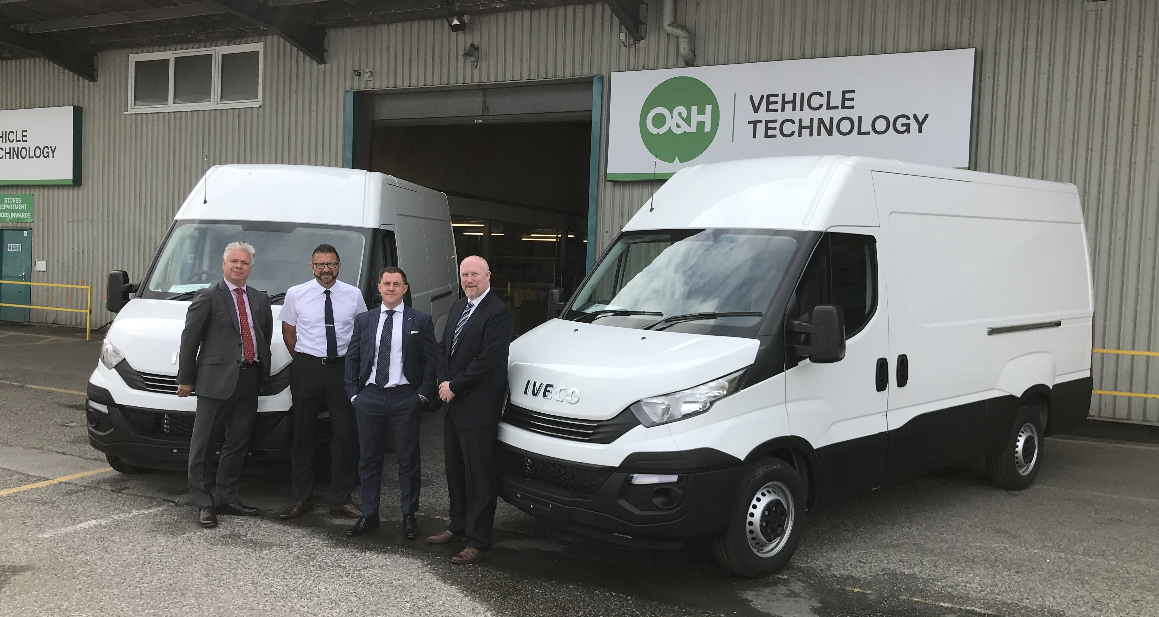 Production set to start at O&H Vehicle Technology