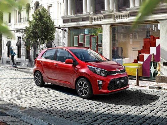 Picanto Motability Offer